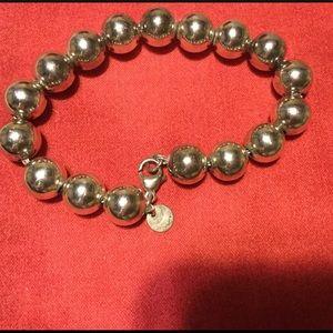 Tiffany & Co. Ball Bracelet Authentic